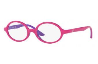 Okulary Ray-Ban junior 1545 kolor 3704 rozmiar 42
