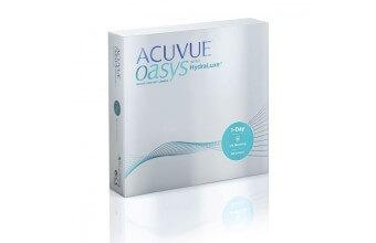 Acuvue Oasys 1-DAY - 90 soczewek + CashBack 30zł