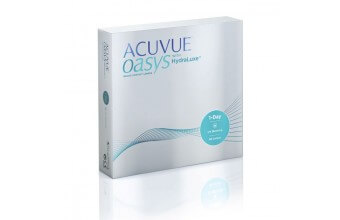 ACUVUE® OASYS 1-DAY with HydraLuxe™ Technology - 90 soczewek