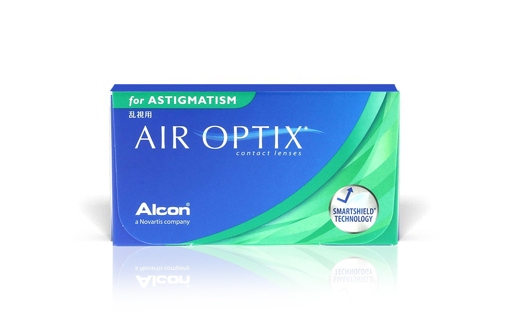 AIR OPTIX for Astigmatism - 3 soczewki