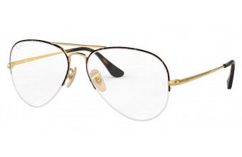 Ray-Ban 6589 AVIATOR GAZE kolor 2945 rozmiar 56