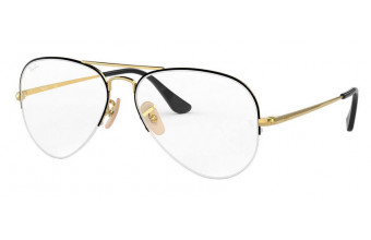 Ray-Ban 6589 AVIATOR GAZE kolor 2946 rozmiar 56