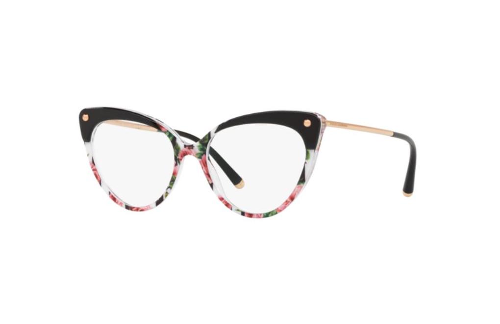 333934503173 Okulary korekcyjne Dolce Gabbana 3291 kolor 3173 rozmiar 54