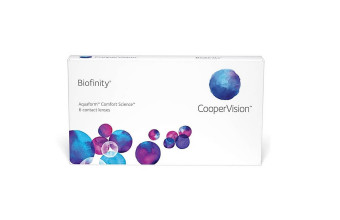 Biofinity - 6 soczewek