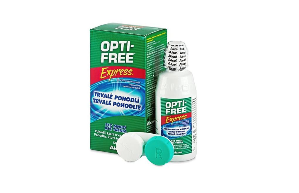Opti Free 120 ml