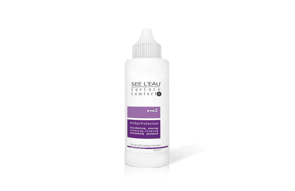 SEE L'EAU EyeCare Comfort+ 60 ml