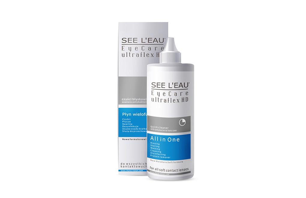 SEE L'EAU EyeCare Ultra Flex HD 360 ml