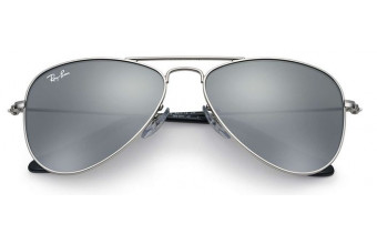 Ray-Ban junior 9506S JUNIOR AVIATOR kolor 212/6G rozmiar 52