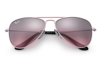 Ray-Ban junior 9506S JUNIOR AVIATOR kolor 211/7E rozmiar 52