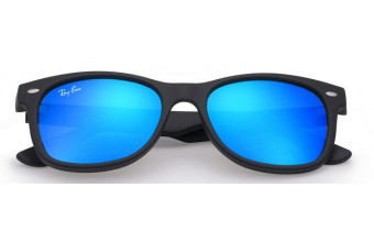 Ray-Ban junior 9052S JUNIOR NEW WAYFARER kolor 100S/55 rozmiar 48
