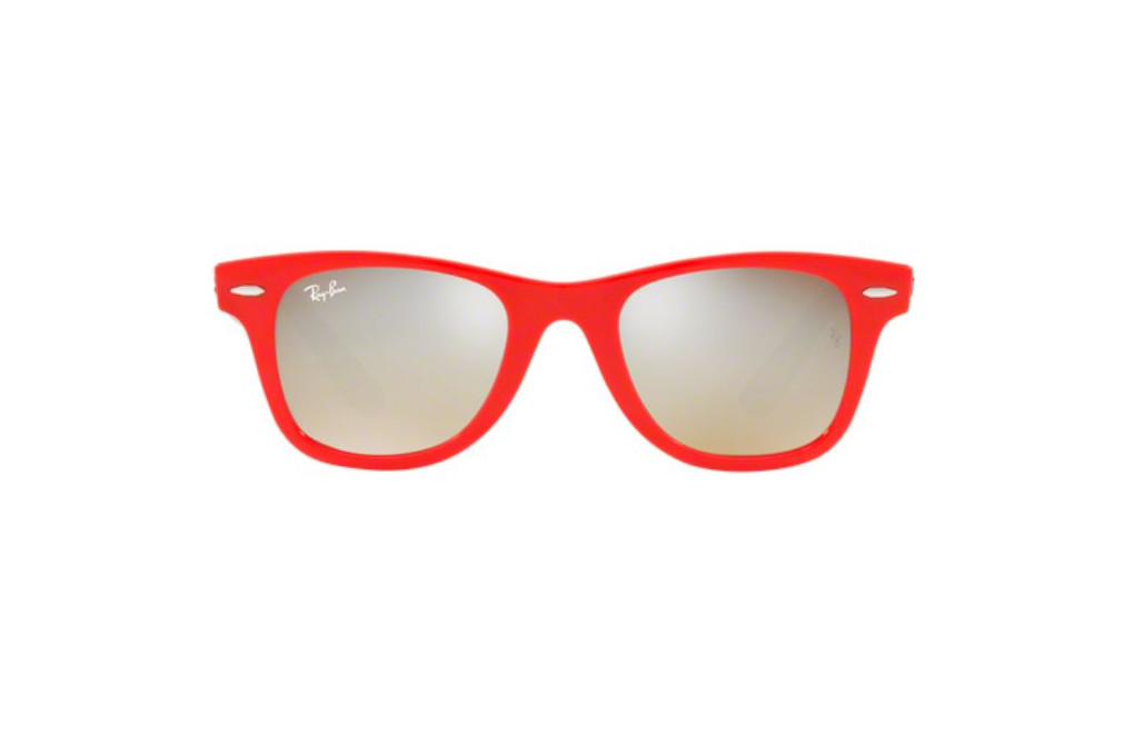 Ray-Ban junior 9066S  WAYFARER JUNIOR kolor 7040/B8 rozmiar 47