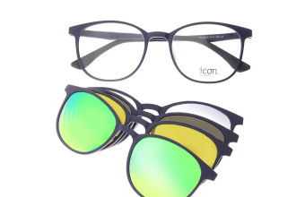 ICON i944 kolor 006/123 rozmiar 51 z czterema nakładkami magnetycznymi