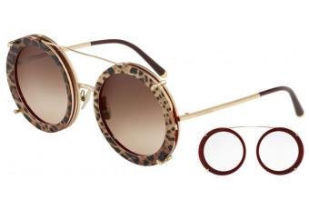 Dolce&Gabbana 2198 kolor 1318/13 rozmiar 63*