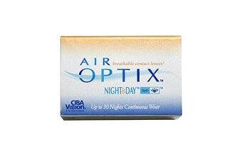 AIR OPTIX  NIGHT&DAY - wyprzedaż - 1 soczewka - 8.4