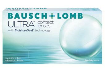 Bausch+Lomb ULTRA® 3 soczewki