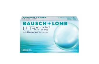 Bausch+Lomb ULTRA® 6 soczewek + Maska na oczy Thera Pearl