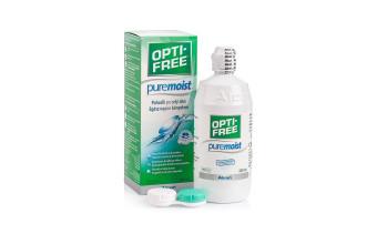 Opti-free Pure Moist 300 ml - wyprzedaż
