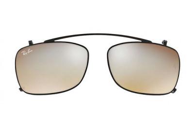 Okulary przeciwsłoneczne Ray Ban 5228C kolor 2509B8 rozmiar 53 NAKŁADKA PRZECIWSŁONECZNA CLIP ON