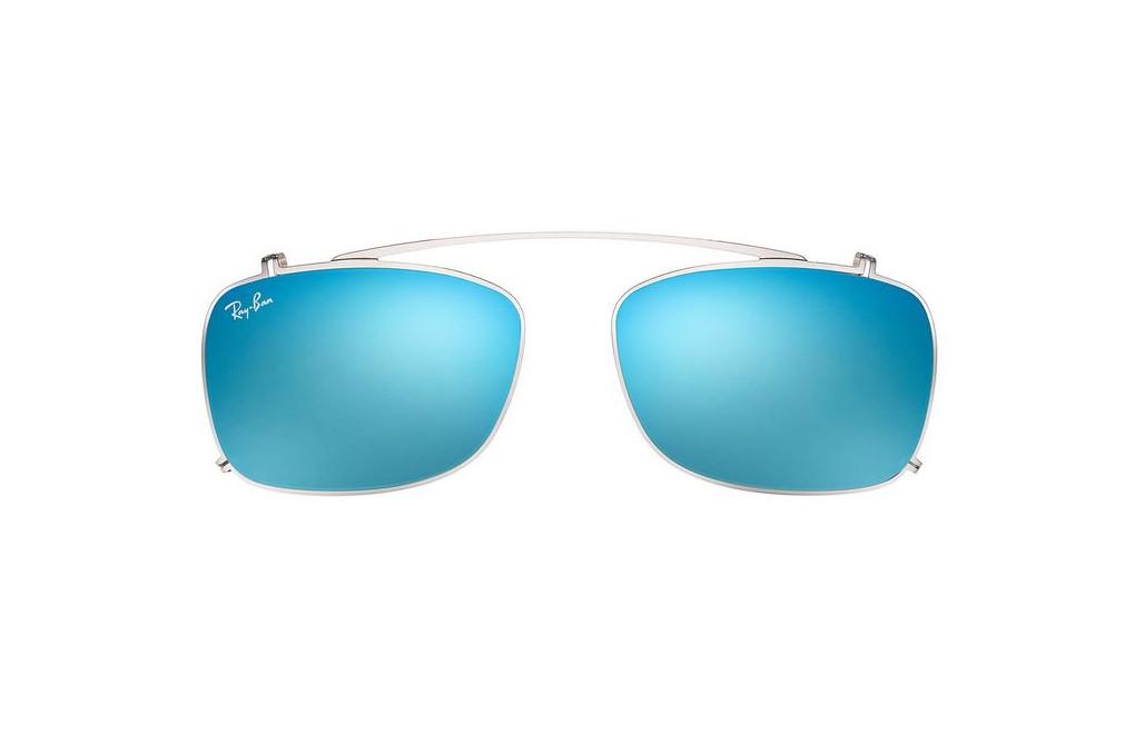 Okulary przeciwsłoneczne Ray Ban 5228C kolor 2501B7 rozmiar 55 NAKŁADKA PRZECIWSŁONECZNA CLIP ON