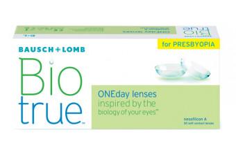 Biotrue ONEday for Presbyopia 30 soczewek
