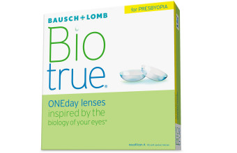 Biotrue ONEday for Presbyopia 90 soczewek