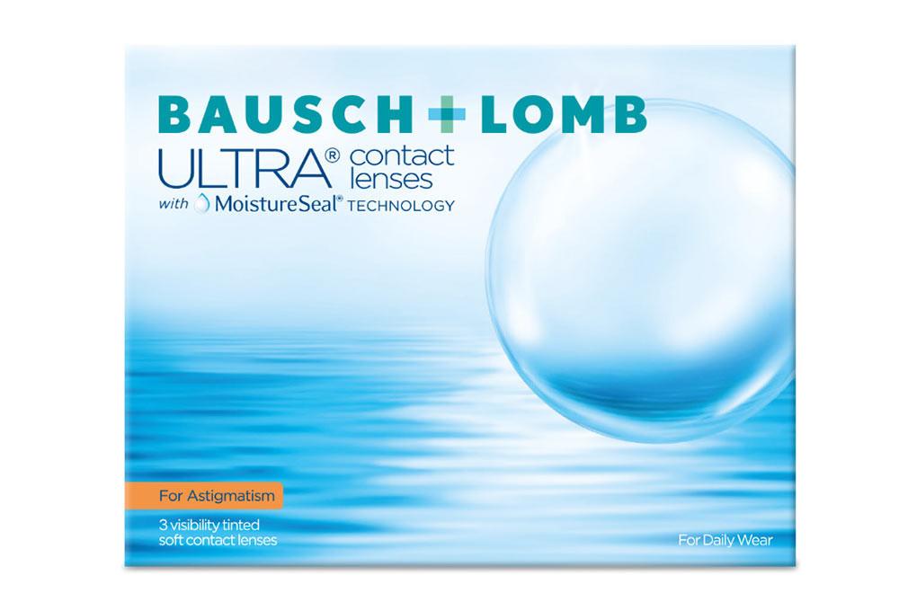 Bausch+Lomb ULTRA® for Astigmatism 3 soczewki