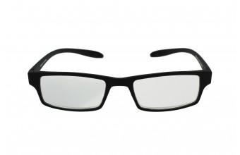 ICON SEE i104 - Okulary do czytania CZARNE dostępna moc +1,00