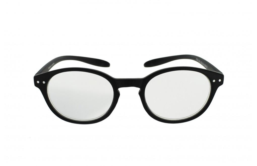 ICON SEE i103 - Okulary do czytania CZARNE