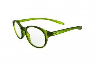 ICON SEE i103 - Okulary do czytania ZIELONE