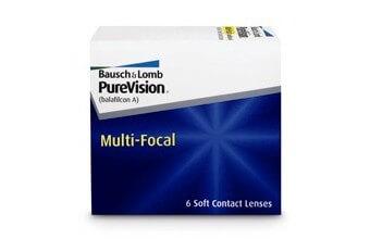 PureVision Multi-Focal - 6 soczewek