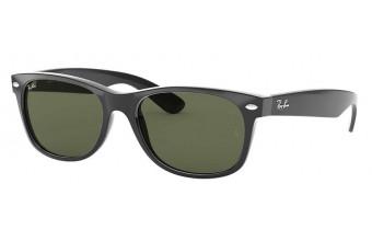 Okulary przeciwsłoneczne Ray Ban 2132 NEW WAYFARER kolor 901