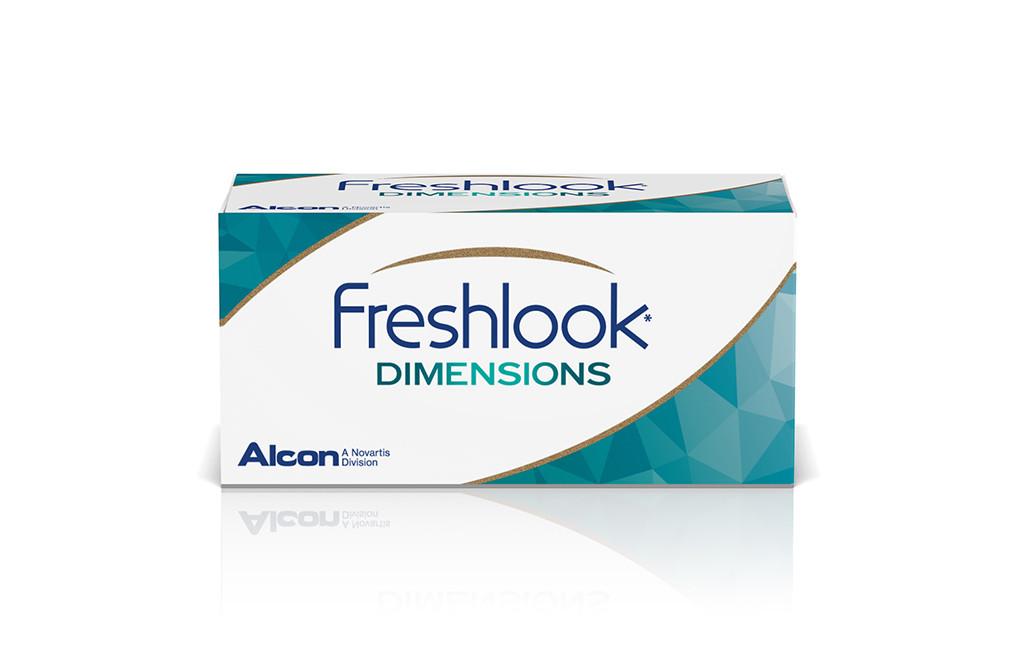 FreshLook Dimensions - 2 soczewki