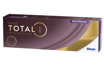 Dailies Total 1 Multifocal - 30 soczewek