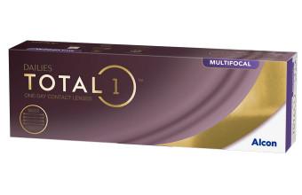 Dailies Total 1 Multifocal - 30 soczewek