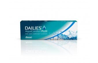 Focus Dailies Aqua Comfort Plus - 5 soczewek- wyprzedaż