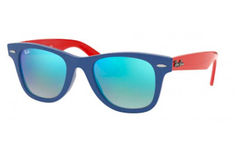 Ray-Ban junior 9066S WAYFARER JUNIOR kolor 7039/B7 rozmiar 47