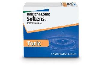 SofLens Toric - 6 soczewek -  wyprzedaż