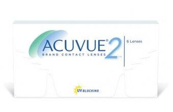 Acuvue 2 - 6 soczewek