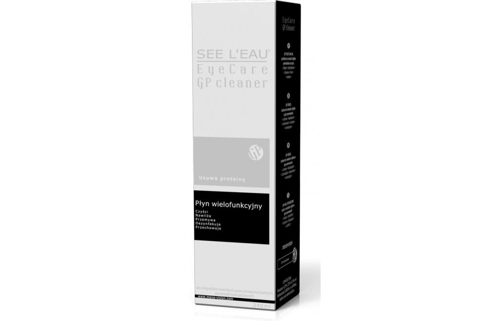 SEE L'EAU EyeCare GP Cleaner 240 ml