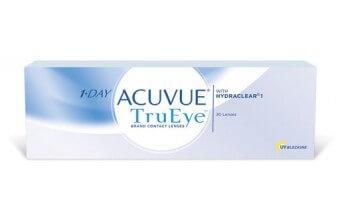 Acuvue® 1-DAY TruEye® - 5 soczewek - wyprzedaż