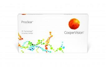 Proclear - 3 soczewki - wyprzedaż