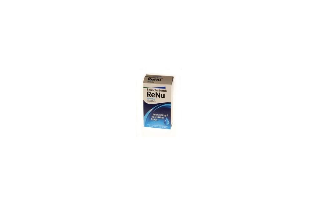 ReNu Lubricating & Rewetting Drops - 8 ml- wyprzedaż