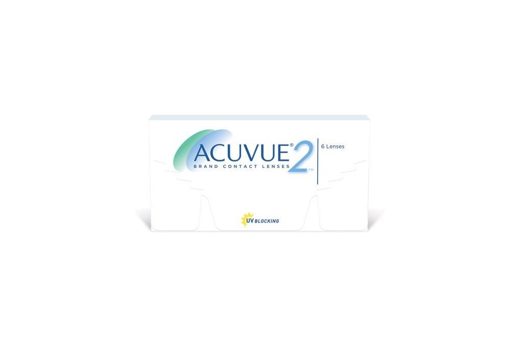 Acuvue 2 - 6 soczewek - wyprzedaż