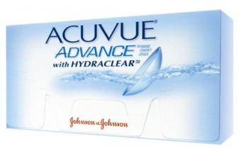 Acuvue Advance - 6 soczewek - wyprzedaż