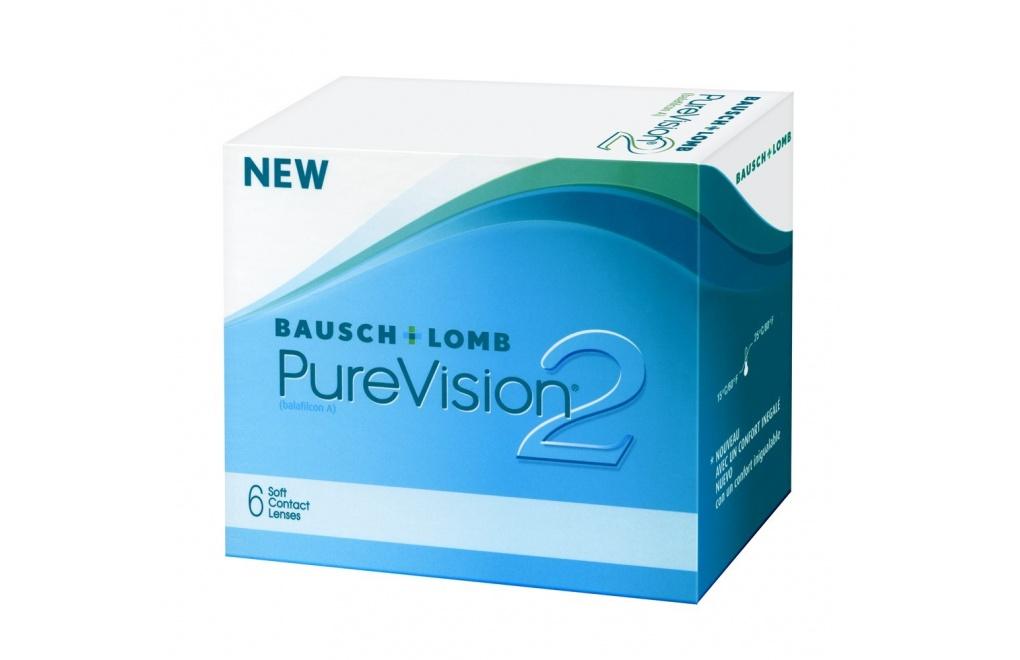 PureVision 2 HD - 1 sztuka - wyprzedaż
