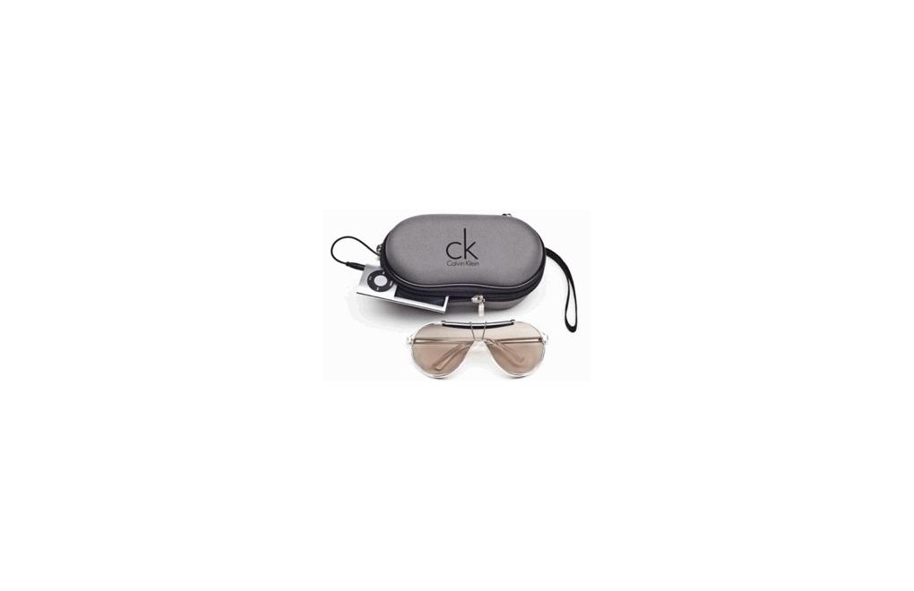 Etui z głośnikami do iPoda - Calvin Klein