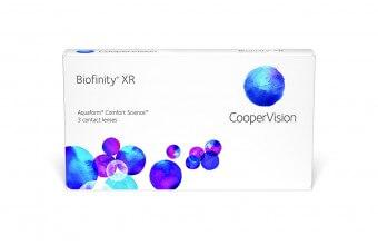 Biofinity XR - 3 soczewki
