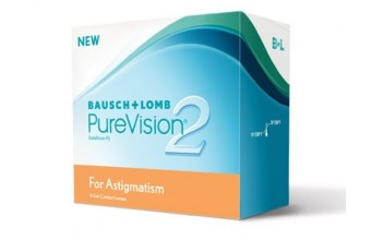 PureVision 2 HD for Astigmatism - 6 soczewek