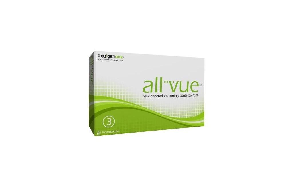 All Vue™ - 1 soczewka - wyprzedaż