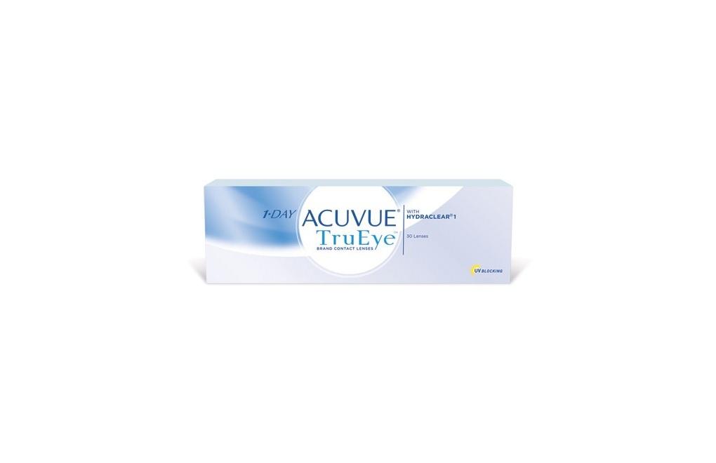 Acuvue 1-DAY TruEye - BC 9.0 - 5 soczewek - wyprzedaż
